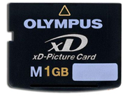 NEW OLYMPUS 1GB 1 GB XD PICTURE CARD