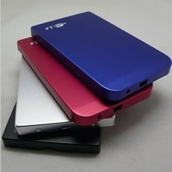 USB 2.0 Enclosure Case for Laptop 2.5inch SATA Hard Drive