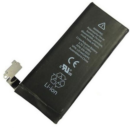 NEW OEM  iPhone 4 4G Replacement Battery 3.7V 1420mAh