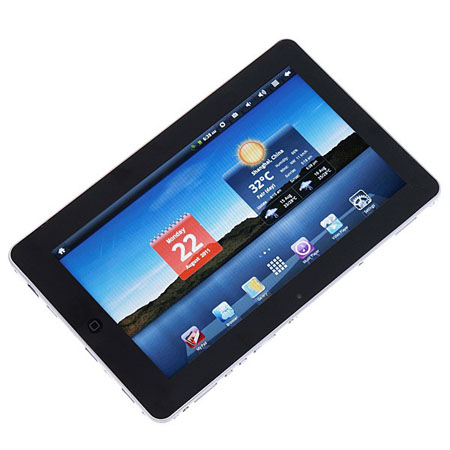 10.1 Flytouch 3 Tablet PC 8GB WiFi 3G GPS Google Android 2.3 Infotmic 1GHz Cam