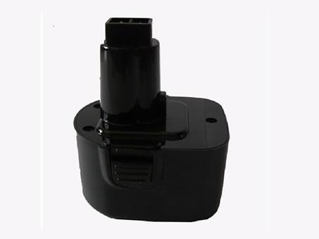 NICD 12V Battery for DeWalt DW9072-1300mAh