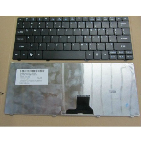 US Keyboard replacement for Aspire One AO721 AO721H AO722 AO751h AO752 AO753 ZA3 ZA5
