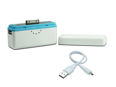 LA24A power bank battery for iPhone 4S iPhone 4 iPhone 3 iPod
