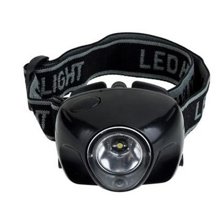 3W 3 mode inclination LED Adjustable Headlamp flashlight HeadLight light torch B