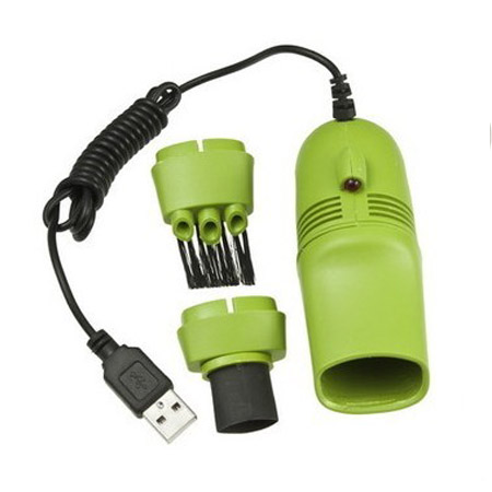 Mini USB Vacuum Keyboard Cleaner for PC Laptop Computer Notebook Dust Collector