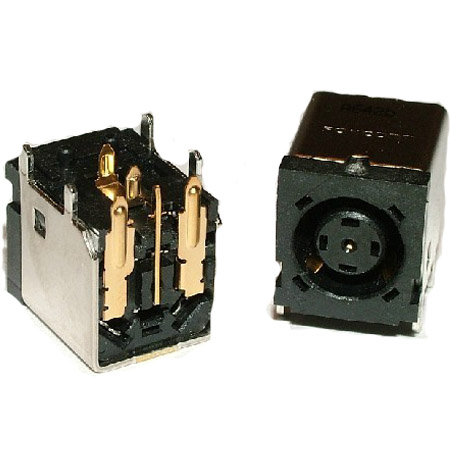 DC Power Jack Socket PJ30 Replacement for Dell Laptop