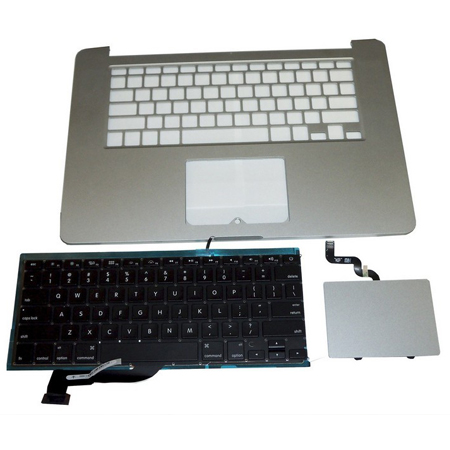 "MC975 MC976   Keyboard Touchpad Replace for 15"" A1398 Macbook Air Retina"