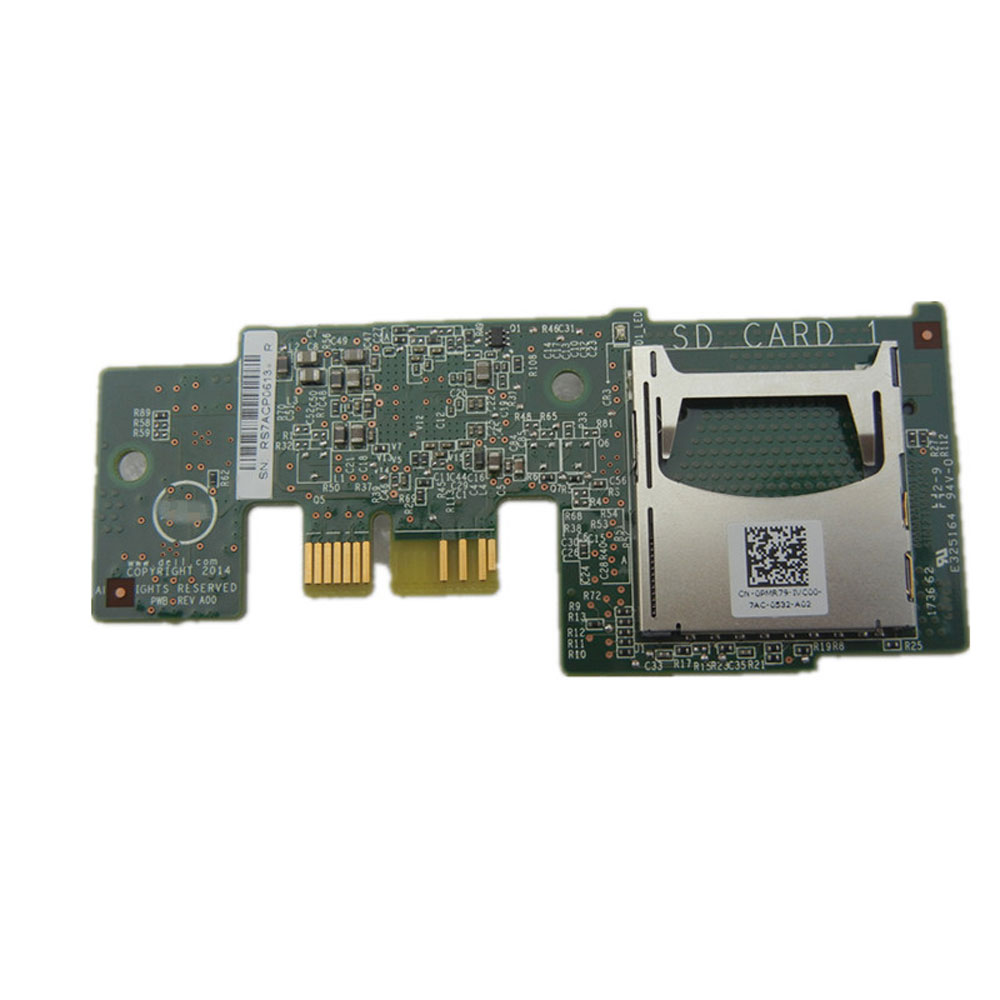 PMR79 for Dell Dual SD Card Module R330 R430 T430 R530 T630 R630 R730 R830