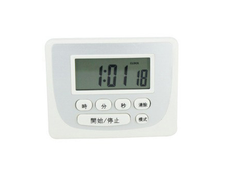 LCD Digital Timer signalur count up-down Alarm clock