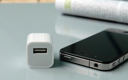 Iphone4(ipod) Power Adapter Charger & USB Data Transfer Cable