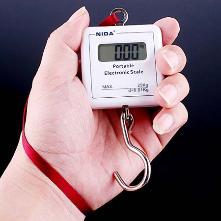300g x 0.01Mini Electronic Digital Balance Weight Scale