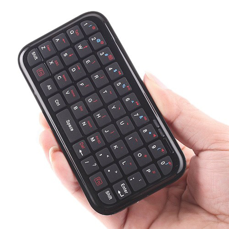 Mini Bluetooth Wireless Keyboard For PS3 Mac OS PC PDA