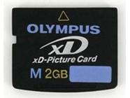 NEW 2GB Olympus XD Picture Card