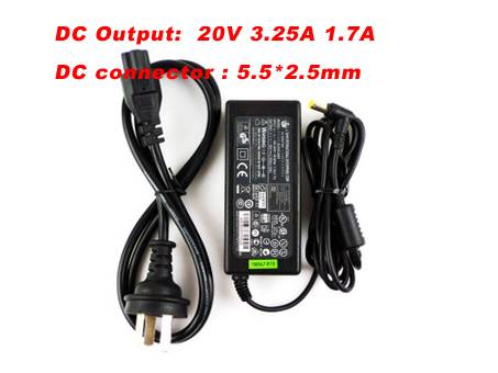 ADP-65HB Replacement laptop AC Adapter