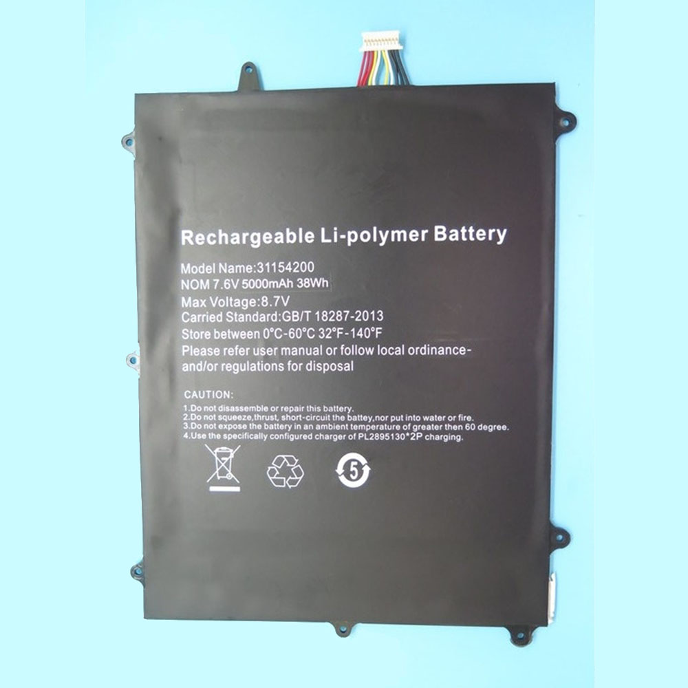 31154200 Replacement laptop Battery