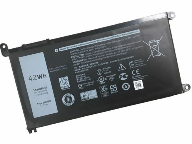 3CRH3 Replacement  Battery