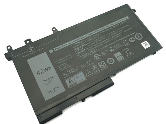 3DDDG Replacement laptop Battery