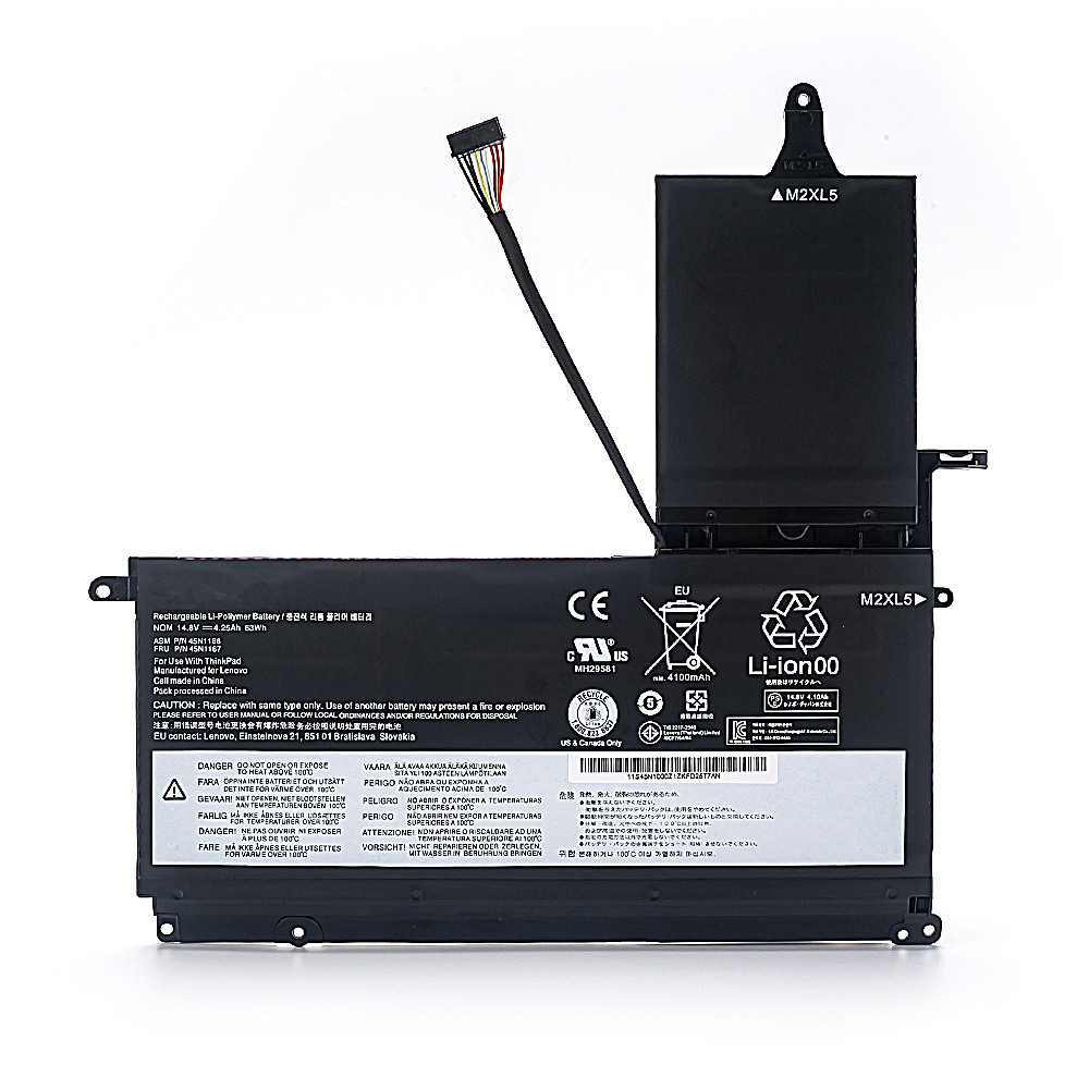 45N1166 Replacement laptop Battery