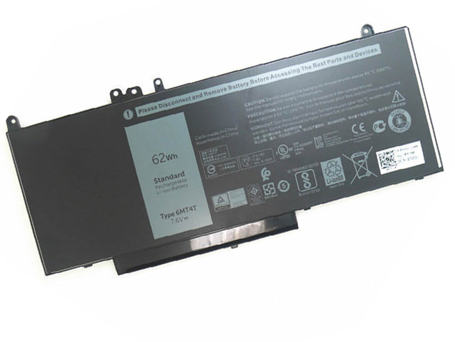 6MT4T Replacement laptop Battery