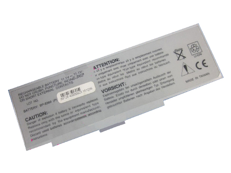 BP-8089 Replacement laptop Battery