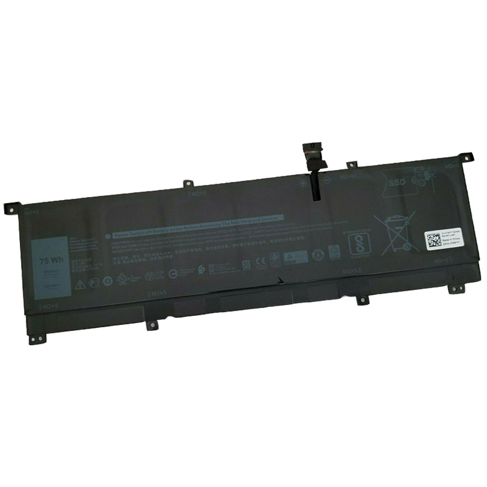 8N0T7 Replacement laptop Battery