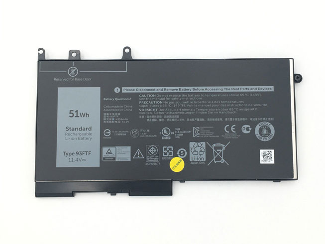 D4CMT Replacement laptop Battery