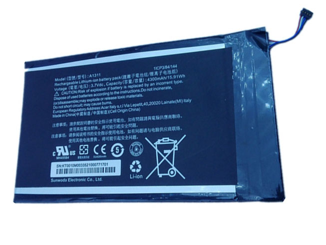 A1311 Replacement  Battery