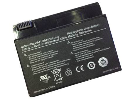 Hasee F3400 Replacement laptop Battery