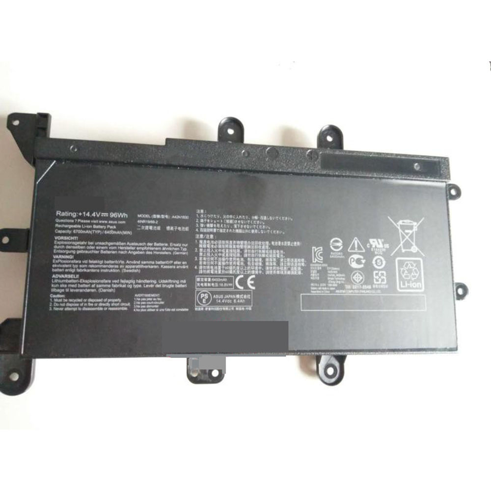 replace A42N1830 battery
