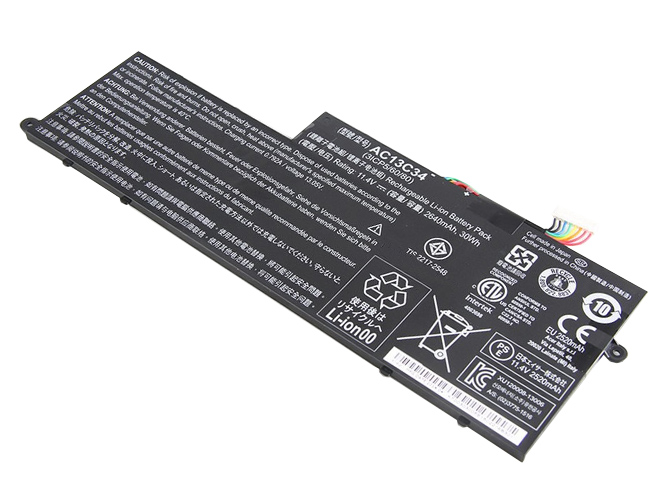 AC13C34 Replacement  Battery