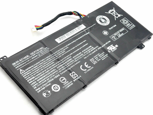 AC14A8L Replacement laptop Battery