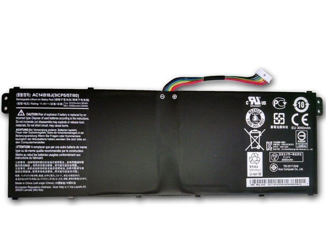 AC14B13J Replacement  Battery