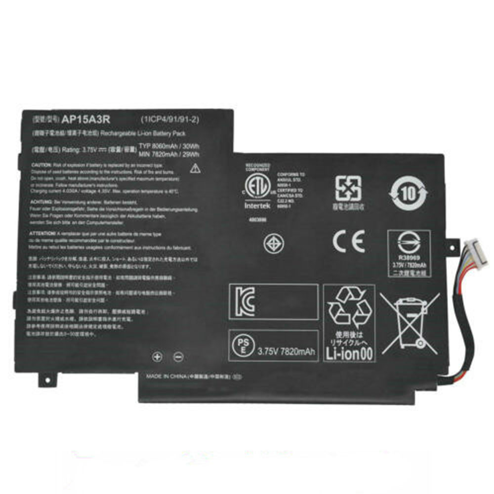 replace AP15A3R battery