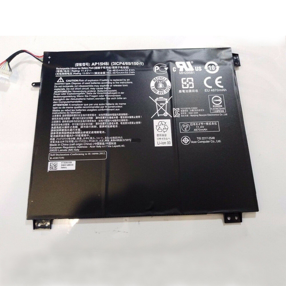 replace AP15H8i battery