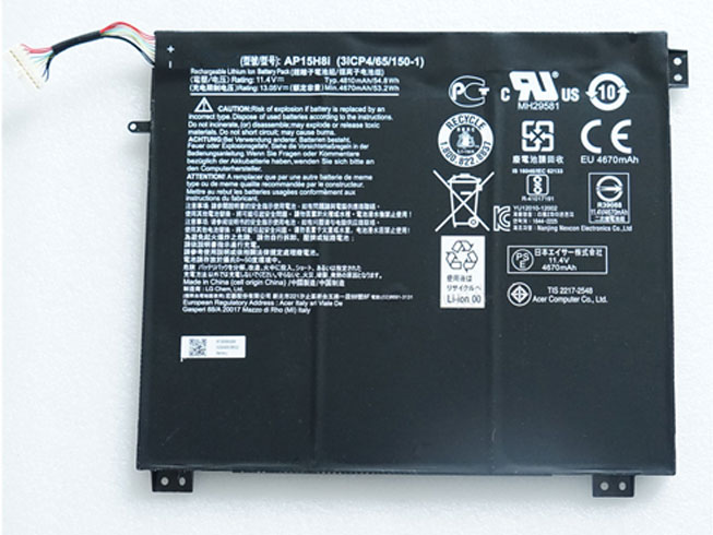 AP15H8i Replacement  Battery