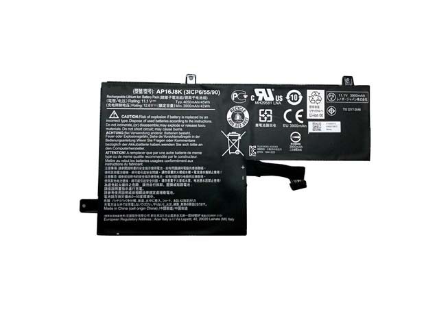 AP16J8K Replacement laptop Battery