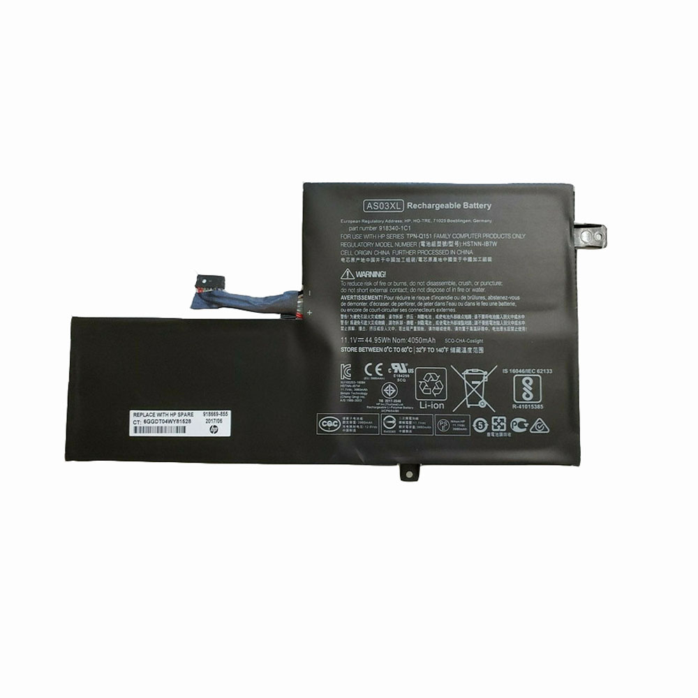replace AS03XL battery