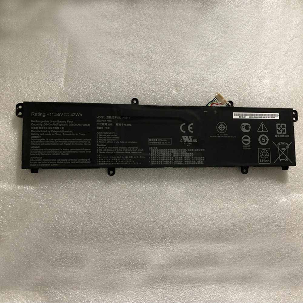 B31N1911 Replacement laptop Battery