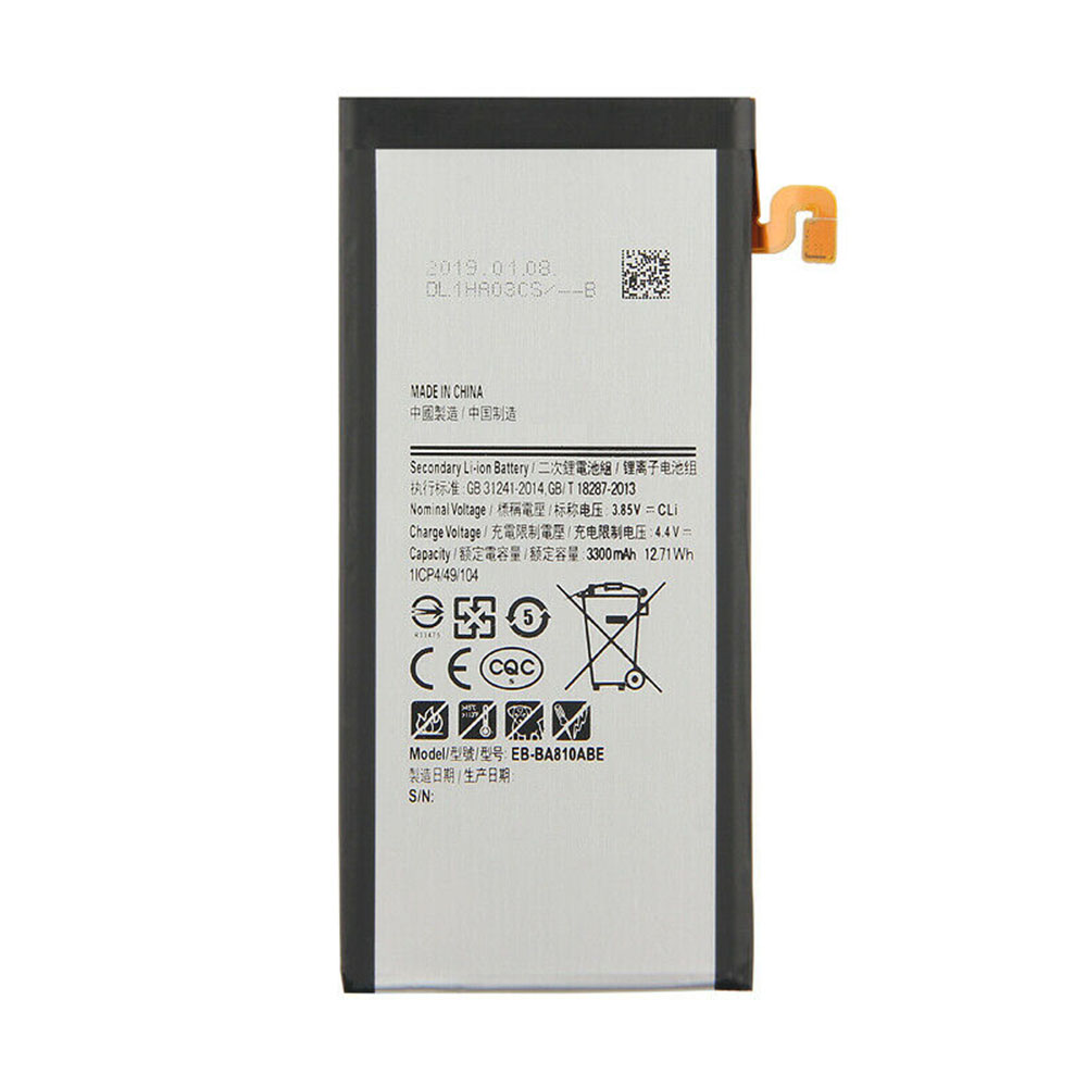 EB-BA810ABE Replacement  Battery