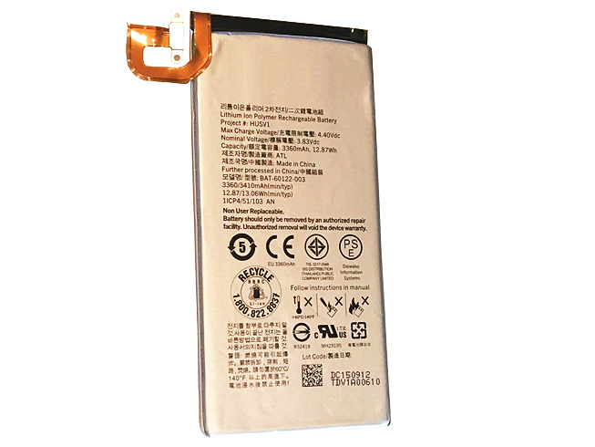 BAT-60122-003 Replacement  Battery