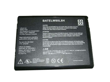 BATELW80L8H Replacement laptop Battery