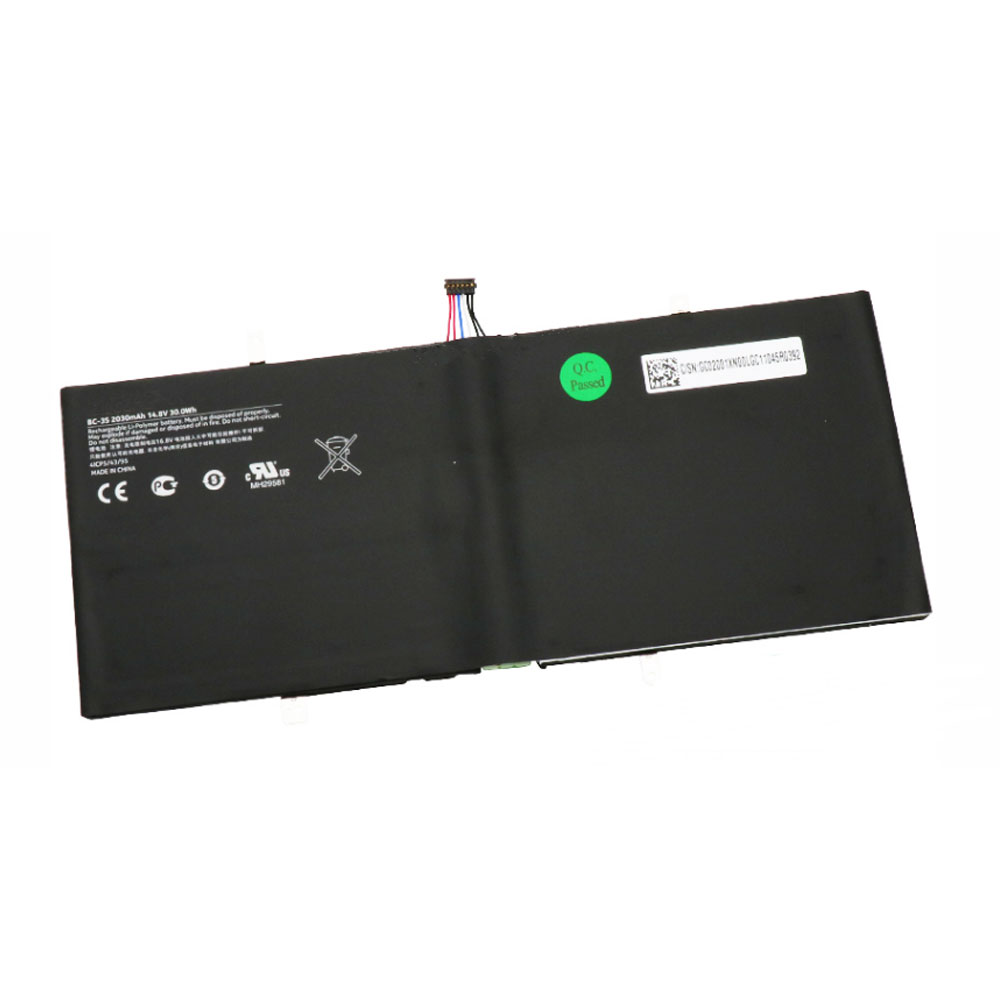 BC-3S Replacement laptop Battery