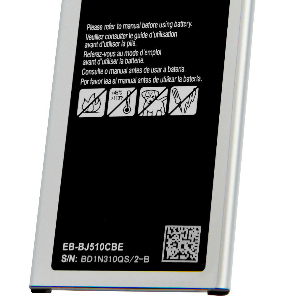 replace EB-BJ510CBE battery