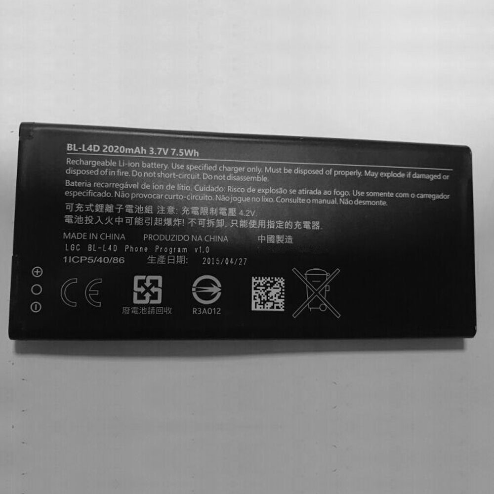 replace BL-L4D battery