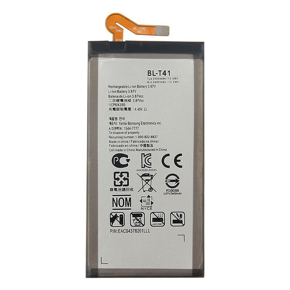 replace BL-T41 battery