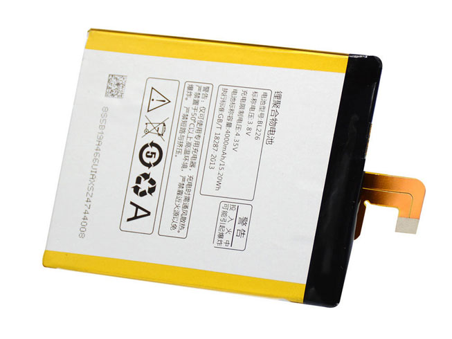 replace BL226 battery