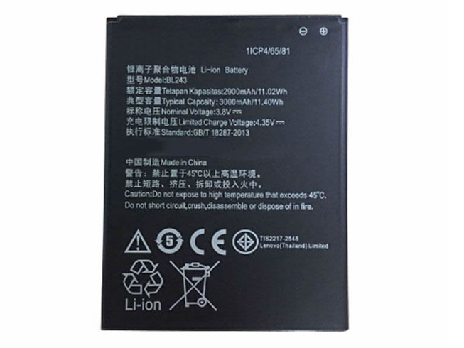 BL243 Replacement  Battery