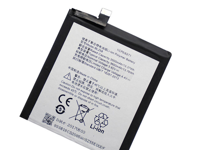 replace BL258 battery
