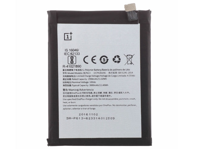 BLP613 Replacement  Battery