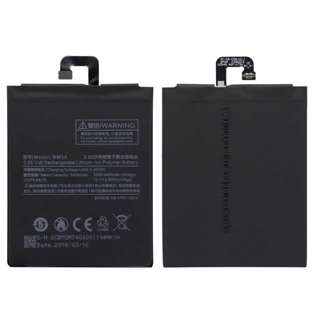 BM3A Replacement  Battery